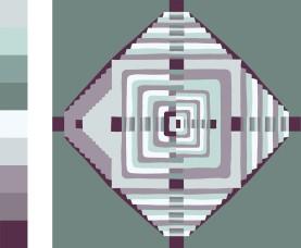 Color scheme and final unit