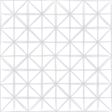 Pattern design for the reverse side of comforter
