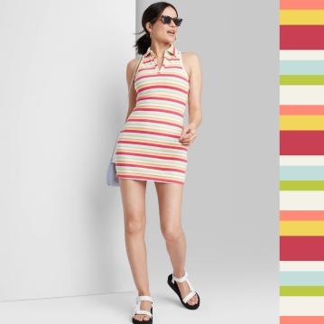 Multi-Stripe - Created in Illustrator